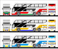 Bus vector Stock Photography