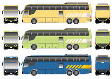Bus vector Stock Photos
