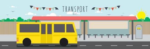 Bus (Vervoer) Stock Foto