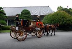 Bus voor de Keizer Royalty-vrije Stock Afbeeldingen