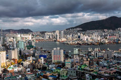 Busan, Νότια Κορέα Στοκ φωτογραφίες με δικαίωμα ελεύθερης χρήσης