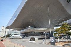 Busan Cinema Center Stock Photo