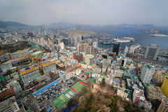 Busan city Stock Images