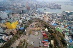 Busan city Stock Image
