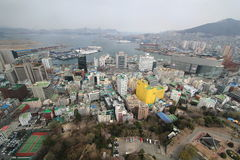 Busan city Stock Photos