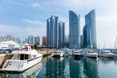 Busan city Royalty Free Stock Image
