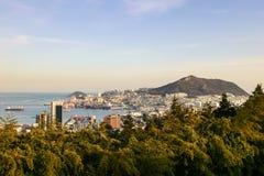 Busan cityscape Royaltyfria Foton