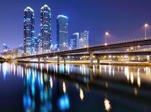 Busan Cityscape Stock Images