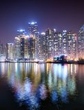 Busan Cityscape Royalty Free Stock Photos