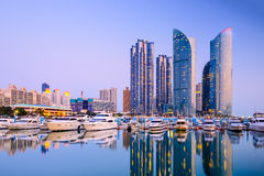 Busan Cityscape Stock Images