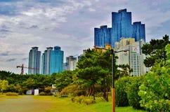 Busan, Corea del Sud Immagine Stock Libera da Diritti