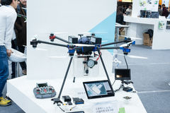 Busan Drone Show South Korea, first editorial news Stock Photography