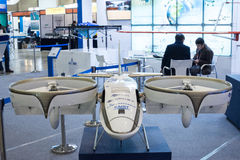 Busan Drone Show South Korea, first editorial news Stock Image