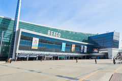 Busan Exhibition and Convention Center (BEXCO) Royalty Free Stock Images