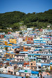 Busan Gamcheon Culture Village 4 Royalty Free Stock Photography