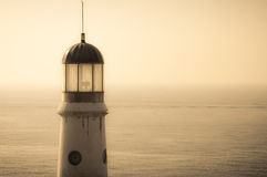 Busan Light House Stock Photography