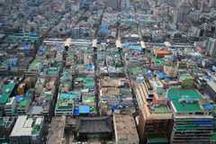 Busan miasto Zdjęcie Stock