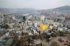 Busan miasto Zdjęcia Stock