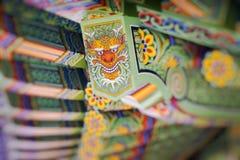 BUSAN - OCTOBER 27, 2016: Beomeosa Temple in Busan, South Korea. Royalty Free Stock Photos
