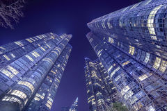 Busan, South Korea Cityscape Royalty Free Stock Image