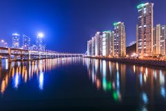 Busan, South Korea Royalty Free Stock Images