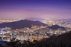 Busan South Korea Royalty Free Stock Image