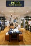 Polo Ralph Lauren store. BUSAN, SOUTH KOREA - MAY 28, 2017: Polo Ralph Lauren store at Lotte Department Store Stock Photo