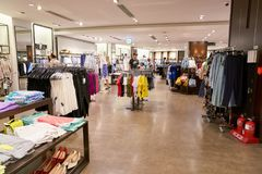 Zara store Stock Images