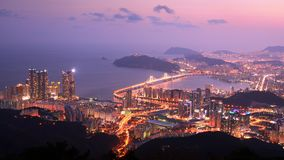 Busan, South Korea Stock Photography