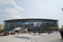 Busan stacja Obrazy Royalty Free