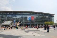 Busan stacja Obraz Royalty Free