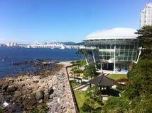 Busan-Stadt Lizenzfreie Stockfotos