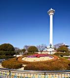 Busan torn Royaltyfri Bild
