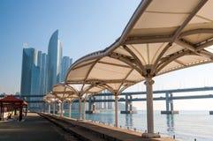 Busan Waterfront Royalty Free Stock Image