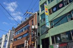 Busan, Zuid-Korea Royalty-vrije Stock Fotografie