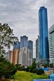 Busan, Zuid-Korea Royalty-vrije Stock Foto's