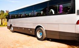 Busauto Lizenzfreie Stockfotos