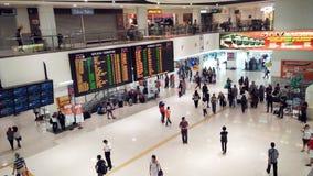 Busbahnhof in Kuala Lumpur stockbilder