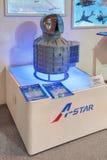 Busca e sistema de rastreio infravermelhos Imagens de Stock Royalty Free