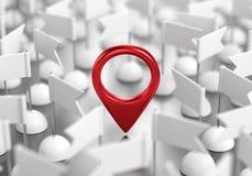 Buscado para la ubicación imágenes de archivo libres de regalías