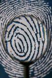 Buscar evidencia Foto de archivo libre de regalías