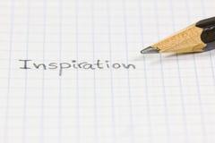 Buscar la inspiración imágenes de archivo libres de regalías