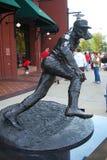 Busch Stadium - St. Louis Cardinals Royalty Free Stock Images