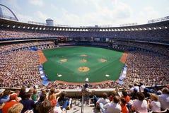 Busch Stadium St Louis, MO Arkivbilder