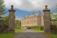 Buscot Park Royalty Free Stock Photos