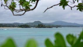 Busena Marine Park i Okinawa Fotografering för Bildbyråer
