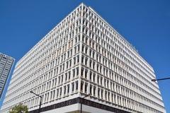 Buseniss大厦在蒙特利尔 免版税图库摄影