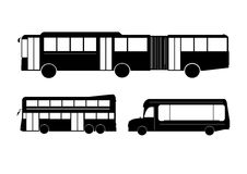 Buses. Stock Photos