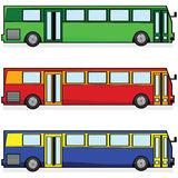 Buses Stock Image