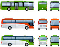 Buses Royalty Free Stock Photo